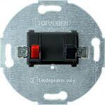 Schneider Electric basiselement - luidsprekeraansluitdoos mtn466914