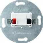 Schneider Electric basiselement - luidsprekeraansluitdoos mtn466919