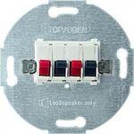 Schneider Electric basiselement - luidsprekeraansluitdoos mtn467019