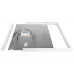 LED PANEEL OPBOUW FRAME SYSTEEM (ALUMINIUM) 60x60CM 5CM HOOG