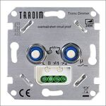 Tradim duo LED dimmer 2x - 2494EXOP 3-100w