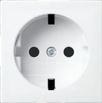 ABB Busch-Jaeger Balance SI glanzend wit - centraalplaat {20 EUCR-914} 0043-1-3190