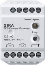 GIRA dcs-cameragateway deurcommunicatie - 120100