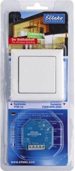 Eltako BPD blisterpack dimmen FT55-rw+fud61npn-230V - 30000013