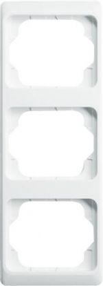 ABB Busch-Jaeger Alpha exclusive studiowit afdekraam 1733ka-24g - 1754-0-3088